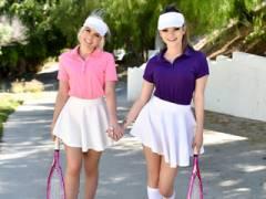 Stepsister Tennis Sex