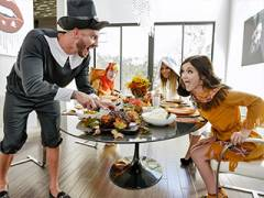 Thanksgiving Snatch Stuffing