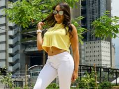 Sunglasses And Latina Asses