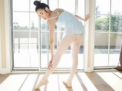 Angelic Ballerina Bang